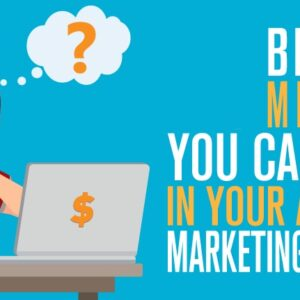 10 Affiliate Marketing Mistakes One Must Avoid [With Possible Solutions]